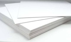 Фильтр - картон Hobra S20, 40*40, средняя очистка, 3 мкм, 1 лист