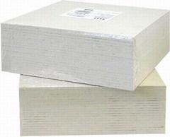 Фильтр - картон Hobra S10, 20*20, тонкая очистка, 0.8 мкм, 20шт./уп.