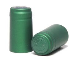 Термоусадка зеленая, 30x55, 25шт.