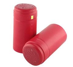 Термоусадка красные, 30x55, 25шт.